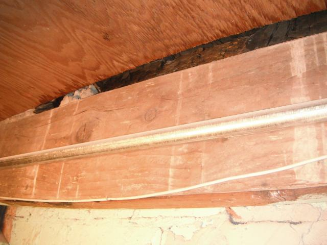 how to fix rotted floor joist