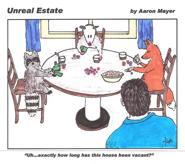 Home Inspection Cartoons Inspect A Home Inc